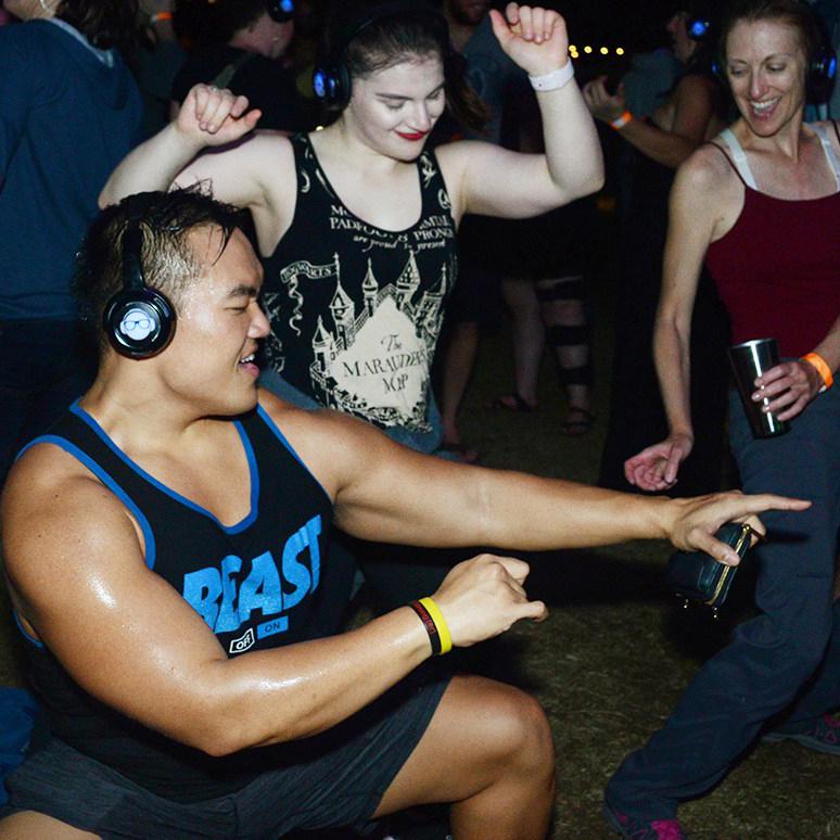 Silent Disco DJs
